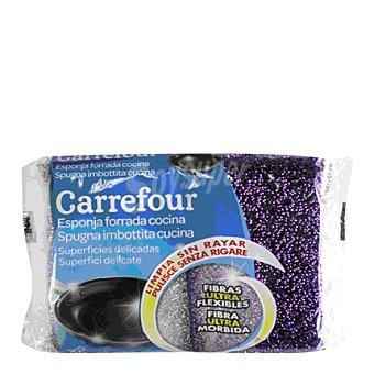 Carrefour Esponjas forradas de cocina 2 ud