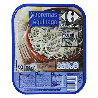 Carrefour Supremas de Aguinaga 250 g