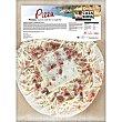 Pizza finezza de jamón curado y queso de oveja Envase 250 g Casa Bona