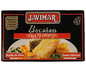Javimar Bacalao a la gallega Lata de 75 g