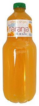 Gold Spring Naranja sin gas sin azucar 8% zumo Botella 1,5 l