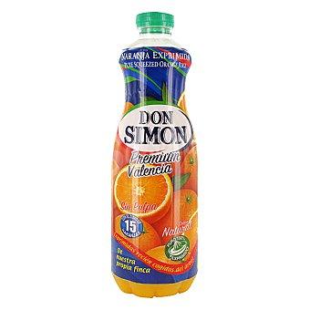 Don Simón Zumo Refrigerado de Naranja 100% Exprimida Botella 1 l