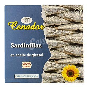 Cenador Sardinilla en aceite de girasol 280 g