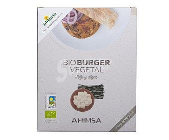 Ahimsa Burguer vegetal de tofu y algas 150 gramos