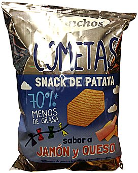 Munchos Aperitivo cometas snacks de patata PAQUETE 100 g