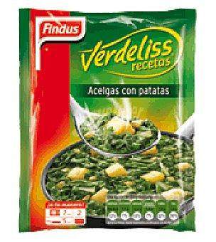 Findus Acelgas con patatas Verdeliss 450 g