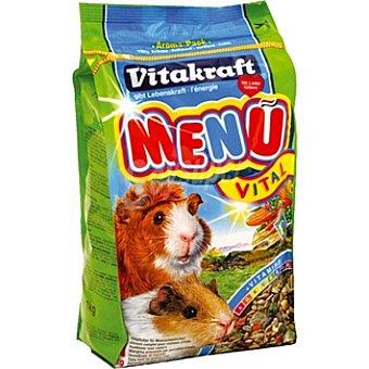 VITAKRAFT MENU Alimento completo para cobayas paquete 1 kg Paquete 1 kg