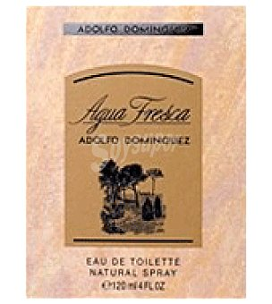 Adolfo Dominguez Colonia de hombre Agua Fresca vaporizador 120 ml