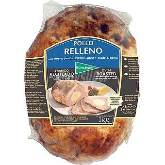 El Corte Inglés Pollo relleno huevo jamón serrano queso al horno  Pieza 1 kg
