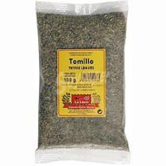 LA LLAVE Tomillo Bolsa 100 g