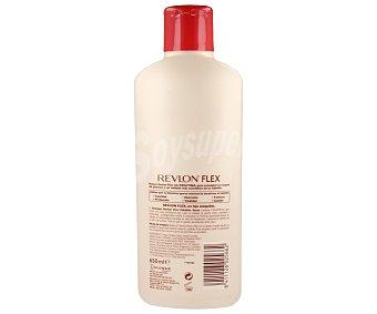 Flex Revlon Champú para cabellos secos o castigados nutre y repara 650 mililitros