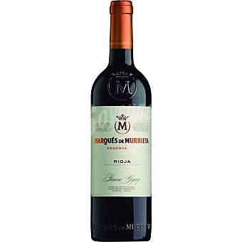 Marqués de Murrieta Vino tinto reserva D.O. Rioja Botella 50 cl