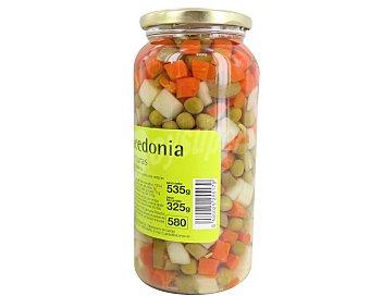 Productos Económicos Alcampo Macedonia de Verduras 325 Gramos