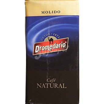 Dromedario Cafe natural molido Paquete 250 g