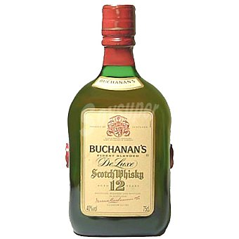 Buchanan's Whisky escocés 12 años Botella 1 l