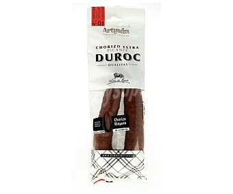 DUROC Chorizo extra sarta picante 250 gramos