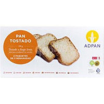 Adpan Pan tostado 2 unid