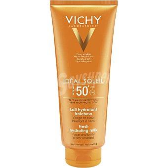 Vichy Ideal Soleil Leche hidratante SPF 50+ Tubo 300 ml
