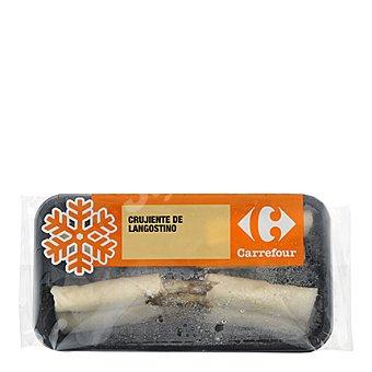 Carrefour Crujiente de langostino Envase de 160 g