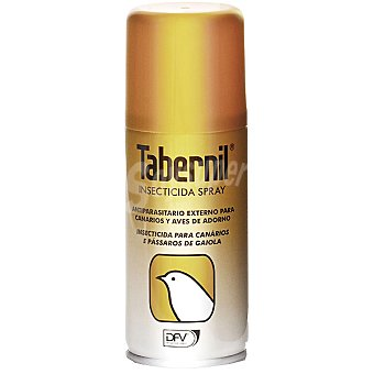 TABERNIL insecticida antiparasitario externo para pájaros spray 150 ml
