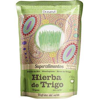 Drasanvi Hierba de trigo ecológica bolsa 125 g bolsa 125 g