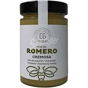 Club del gourmet Miel de romero cremosa tarro 400 g tarro 400 g