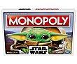 Juego de mesa de gestión Monopoly The Child Star Wars, de 2 a 4 jugadores, Gaming. Hasbro Gaming