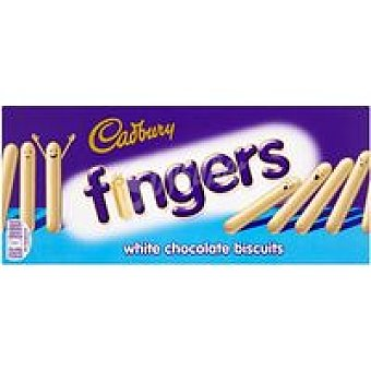 Cadbury Galleta White Finger Caja 114 g