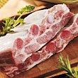 Costilla carnuda de cerdo cruce raza duroc 100 gramos Faccsa