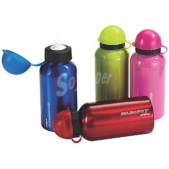 RUNFIT Botella de aluminio en colores surtidos 400 ml