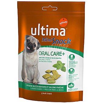 Dog mini snack oral care x 80G