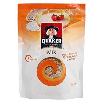 Quaker Mezcla de Cereales Quinua, arroz y avena 300 g