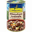 Albóndigas lata 415 g Carretilla