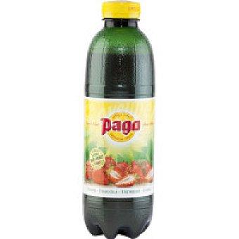 Pago Néctar de fresa Botella 75 cl