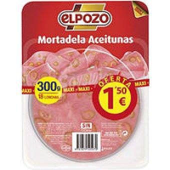 ElPozo Mortadela Aceituna 300g