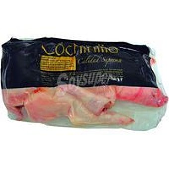 Medio cochinillo 2.5 kg