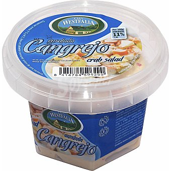 Casa Westfalia Ensalada de cangrejo Envase 200 g