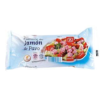 DIA Fiambre de jamón de pavo Envase 400 gr