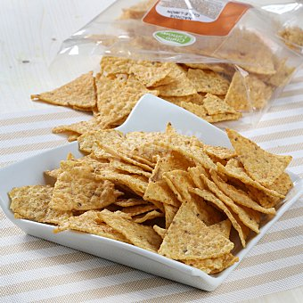 Nachos Chile Limón en Triángulos 170 g