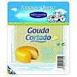 Tapas de queso gouda cortado Envase 250 g Millan Vicente