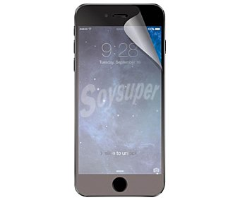 Big Ben Set de 2 protectores de pantalla para iphone 6, (teléfono no incluido) 6 protec.pantalla