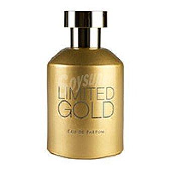 LIMITED GOLD Eau de parfum para hombre 100 ml