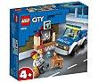 Juego de construcciones Policía: Unidad Canina con 67 piezas City 60241  LEGO