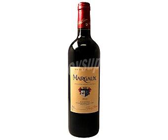 MARGAUX Vino tinto de Francia Botella 75 cl