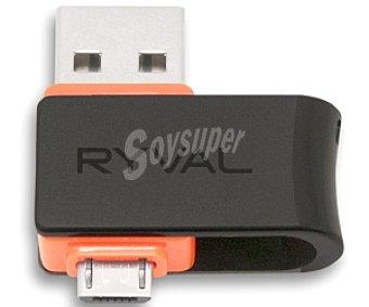 RYVAL LINK OTG Memoria 16GB Usb 2.0