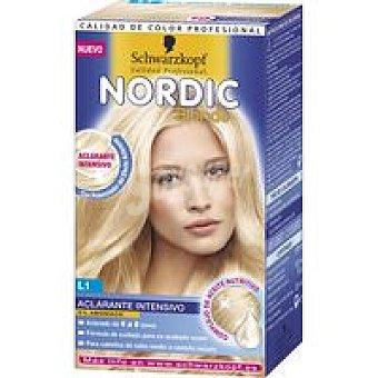 Nordic Tinte aclarante L1 Ultra Caja 1 unid
