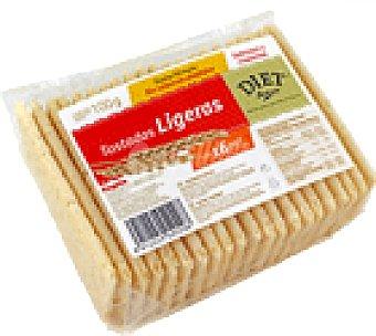 Tostadas diet ligeras 100 GRS