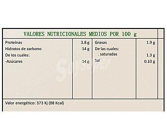 Vrai Bífidus ecológico de limón Pack 4x125 g