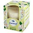 Jazmín Carrefour Essential 1 ud Vela perfumada