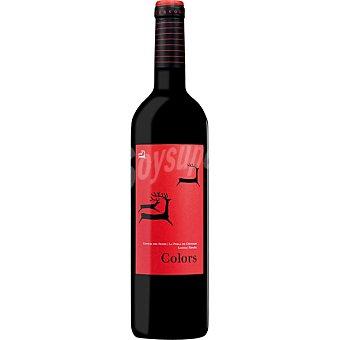 Cervoles Vino tinto D.O. Coster del Segre Colors Botella de 75 cl